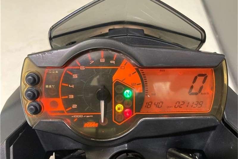 KTM 990 Super Duke 2011