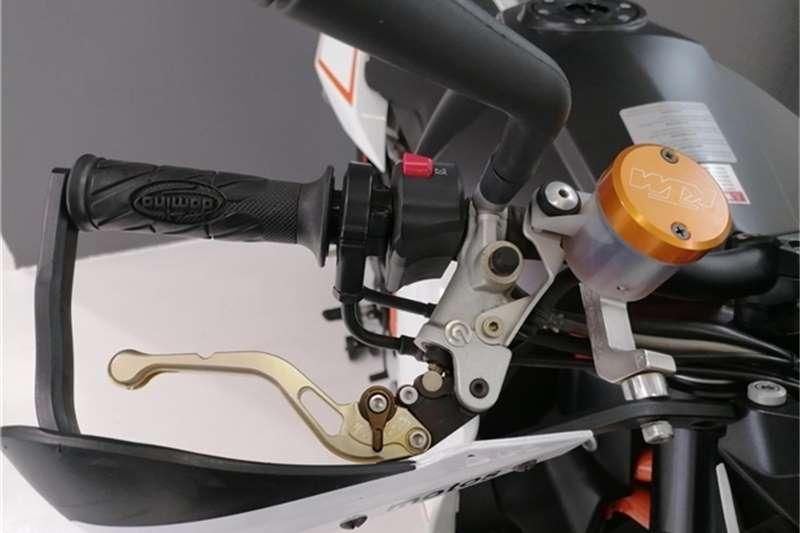 KTM 990 SUPER DUKE R 2012