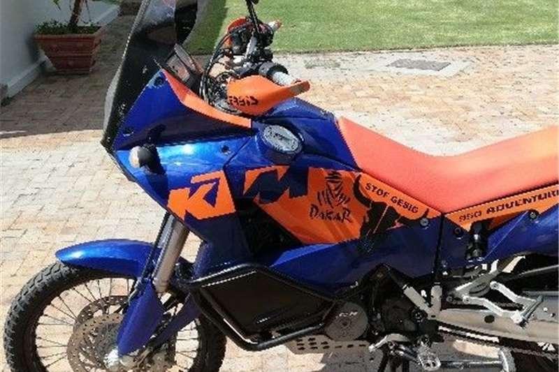 KTM Adventure 2006