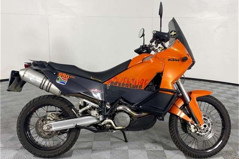 Used 2009 KTM Adventure