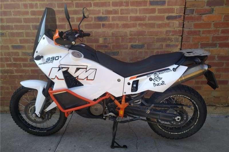 KTM Adventure 2012