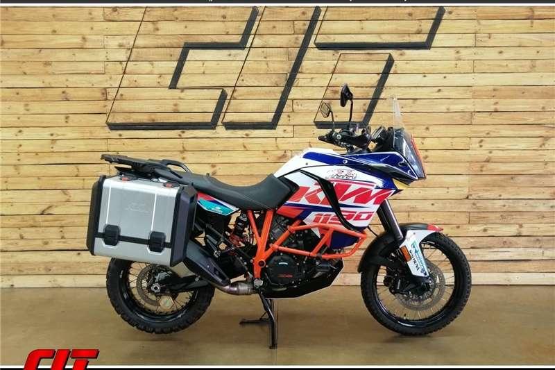 2013 KTM Adventure