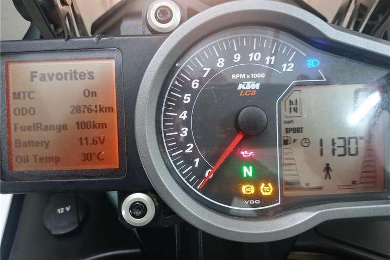 Used 2014 KTM Adventure