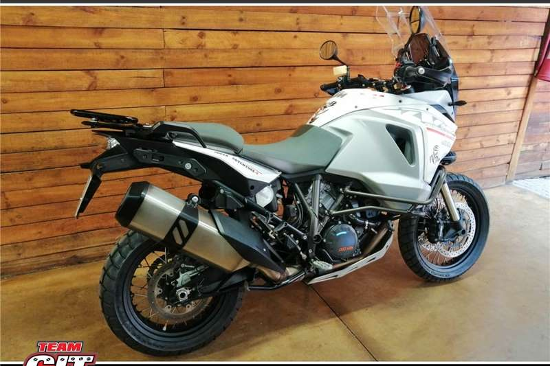 KTM Adventure 2017