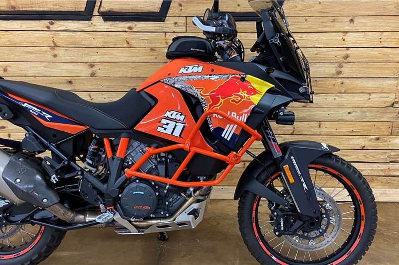 KTM Adventure 2019