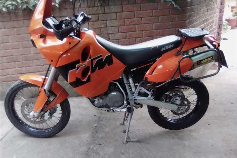 Used 0 KTM Adventure