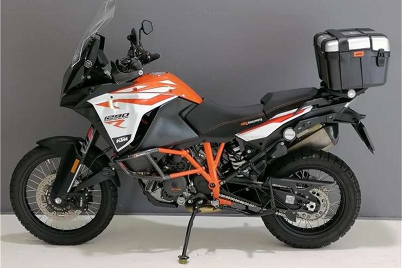 KTM Adventure R AKRAPOVIC 2019