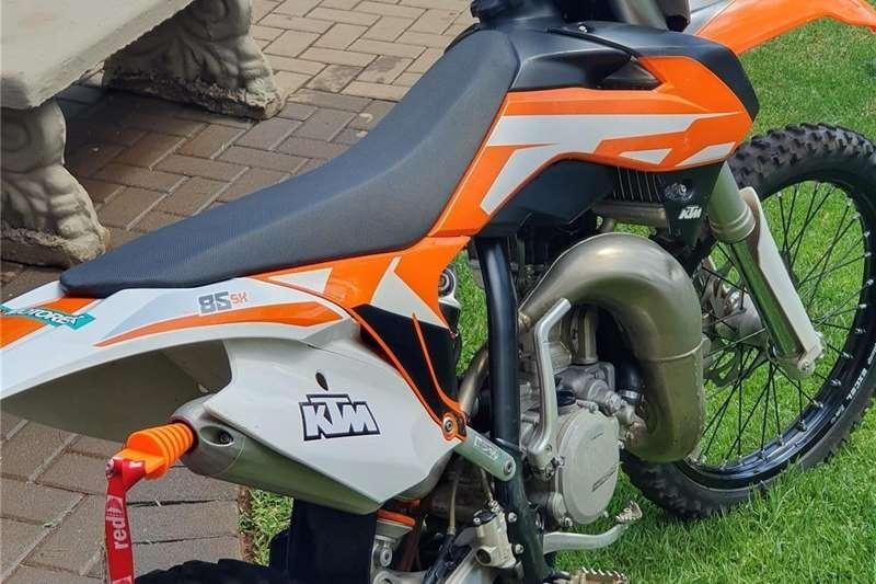 Used 2016 KTM SX-F