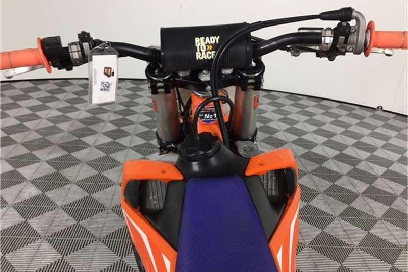 Used 2017 KTM SX-F