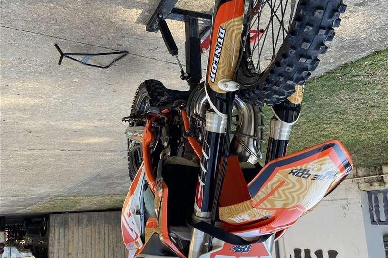 Used 2018 KTM SX-F