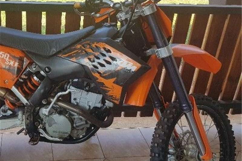 Used 0 KTM SX-F
