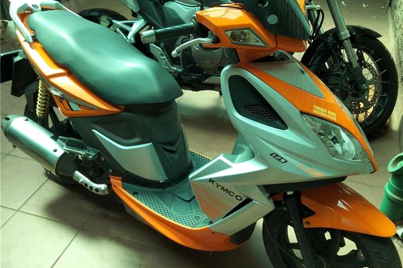Used 2008 Kymco Xciting