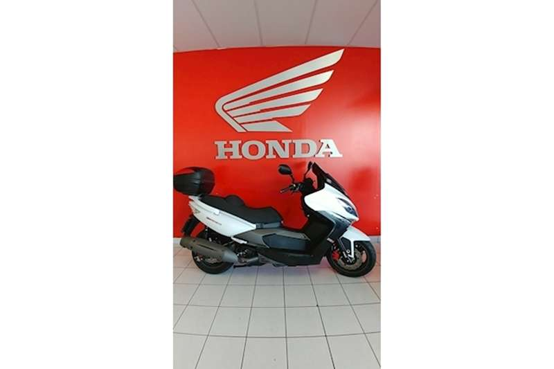 Kymco Xciting 500 2014