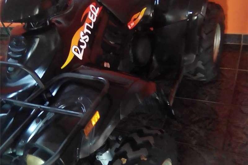 Linhai Rustler 300cc 4x4 0