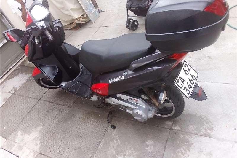 Used 0 Moto Guzzi California