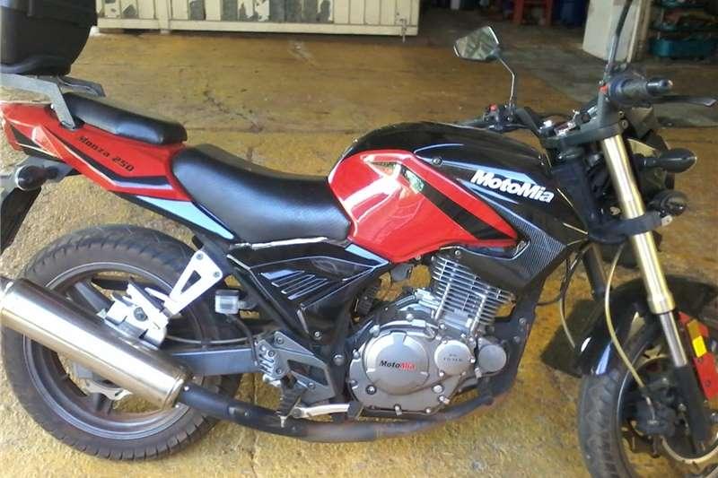 2012 Moto Guzzi Griso