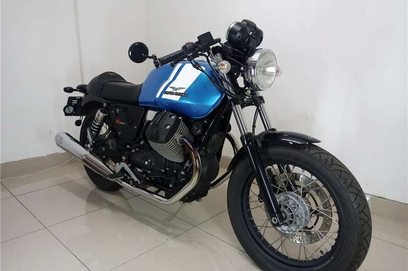 Used 2015 Moto Guzzi V7