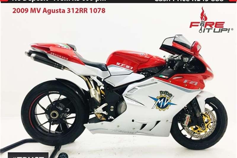 MV Agusta 312RR 1078 2009