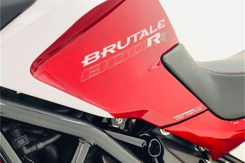 MV Agusta Brutale 800RR New Spec 2015