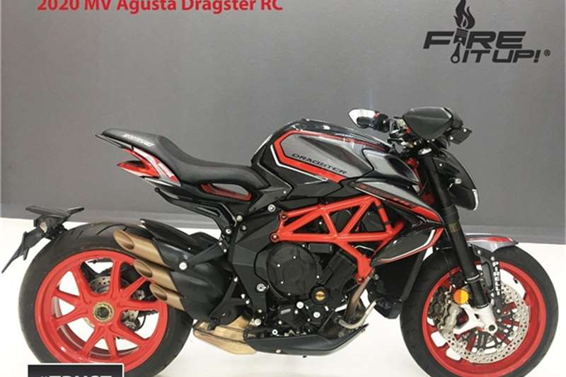 MV Agusta Dragster RC 2020