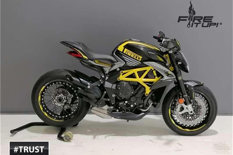 MV Agusta Dragster RR ABS EAS Pirelli 2019