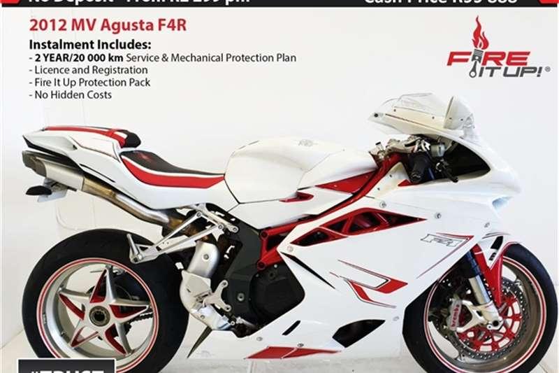 MV Agusta F4 R 2012