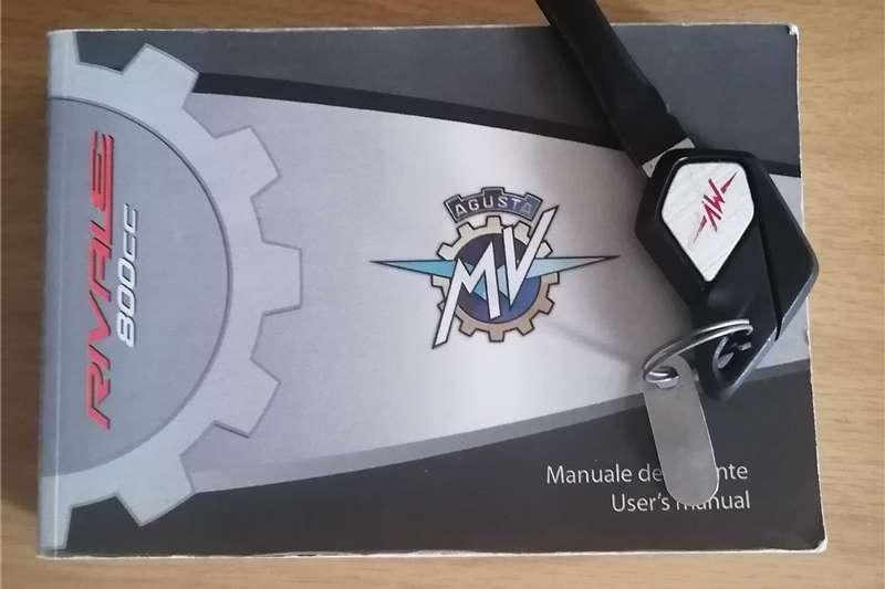 Used 0 MV Agusta
