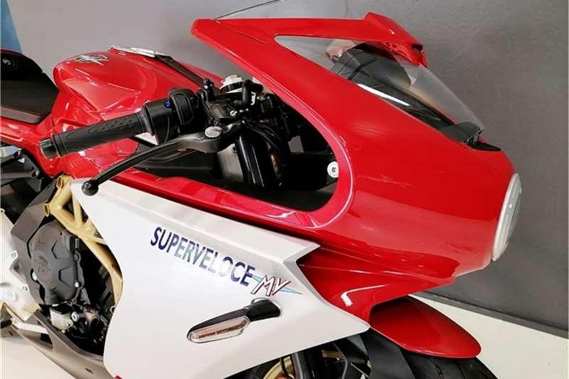 MV Agusta Superveloce 800 2021