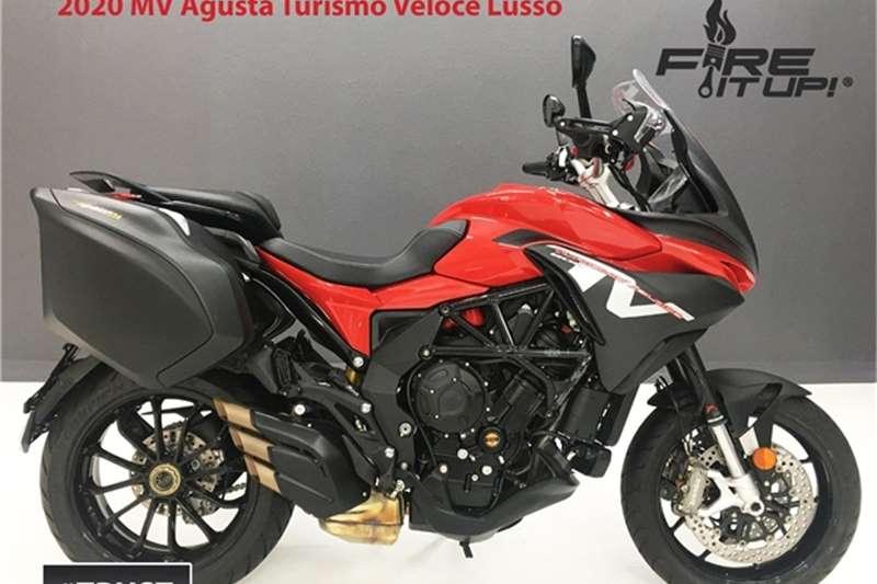 MV Agusta Turismo Veloce Lusso 2020