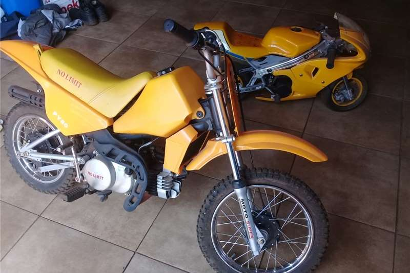 No Limit 150cc 2016