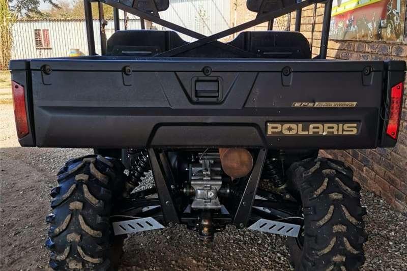 Polaris Ranger 2012