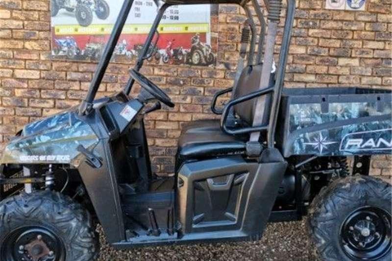 Used 2011 Polaris Ranger