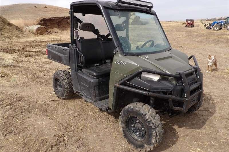 Polaris Ranger 900 XP EPS UTV Side by Side 2014