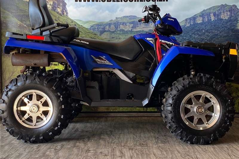 Polaris RZR 1000 XP 2008