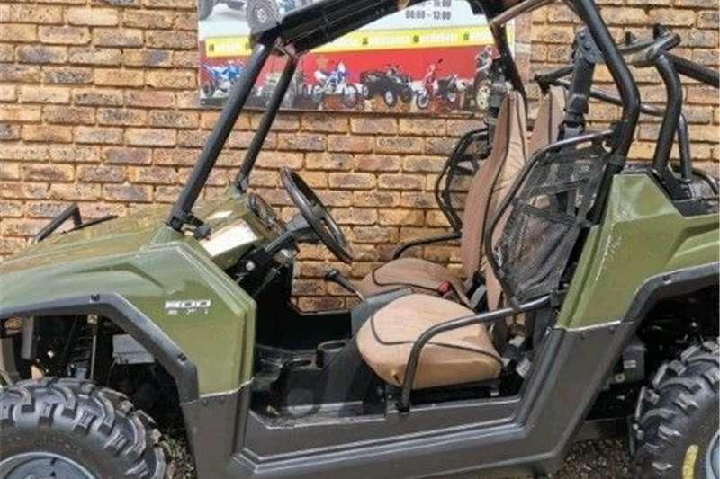 Polaris RZR 1000 XP 2008
