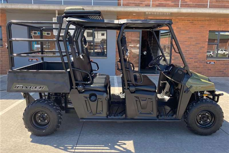 Polaris RZR 1000 XP 2012