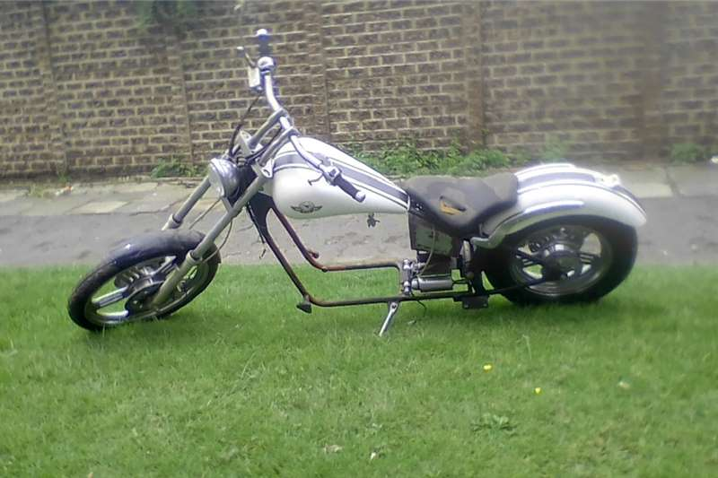Regal Raptor Rolling Chassis 2012