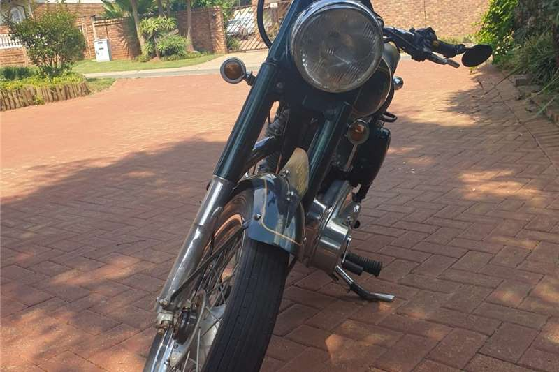 Used 2004 Royal Enfield Desert Storm 500