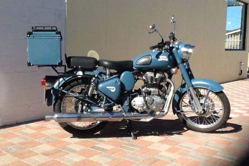 Used 2016 Royal Enfield Desert Storm 500