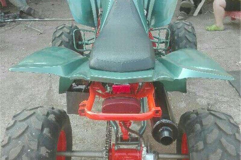 Sam ATV 150cc Quad 2012