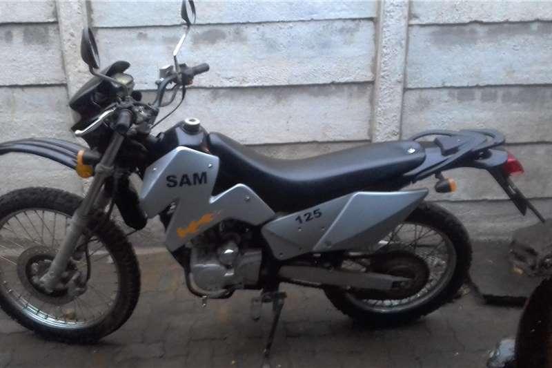 Used 0 Sam ATV 150cc Quad