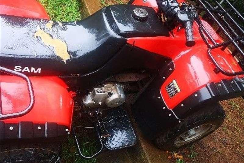 Sam ATV 250cc Quad 1997