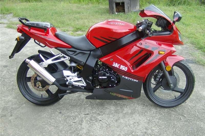 Shineray 250cc Sport 2015