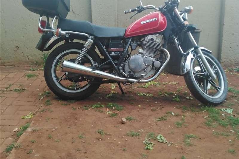 Used 0 Suzuki AN125