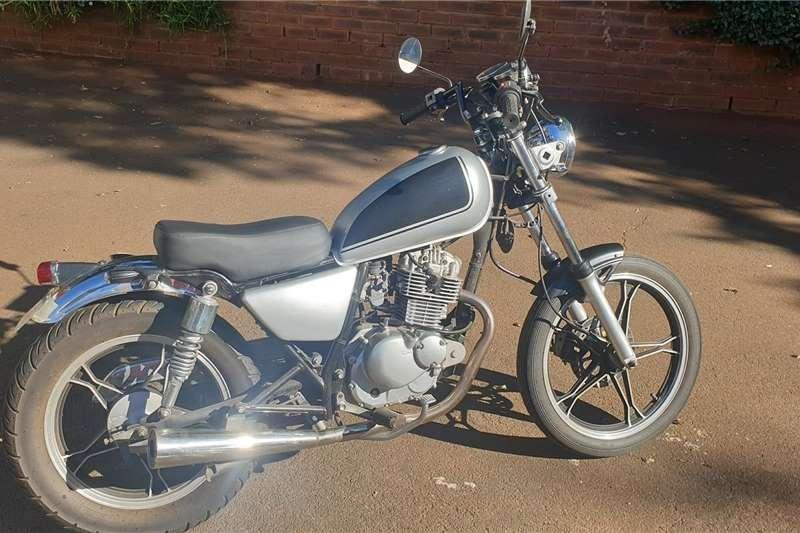 0 Suzuki AN125