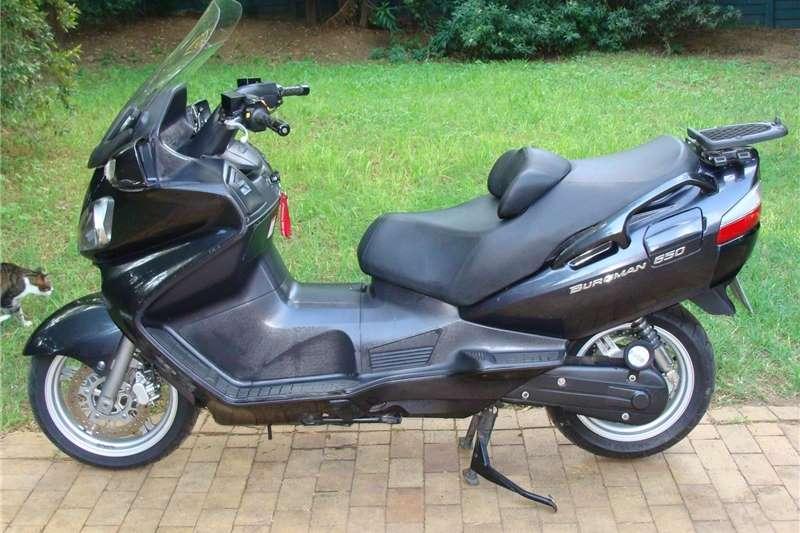 Suzuki AN650 2008
