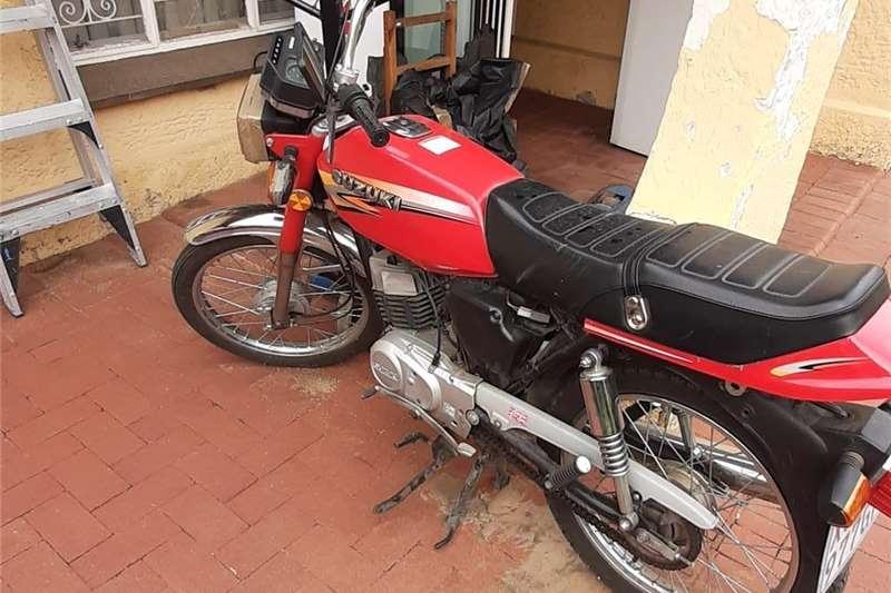 Used 2008 Suzuki AX100