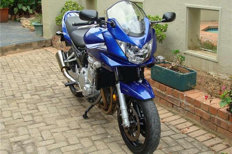 0 Suzuki Bandit