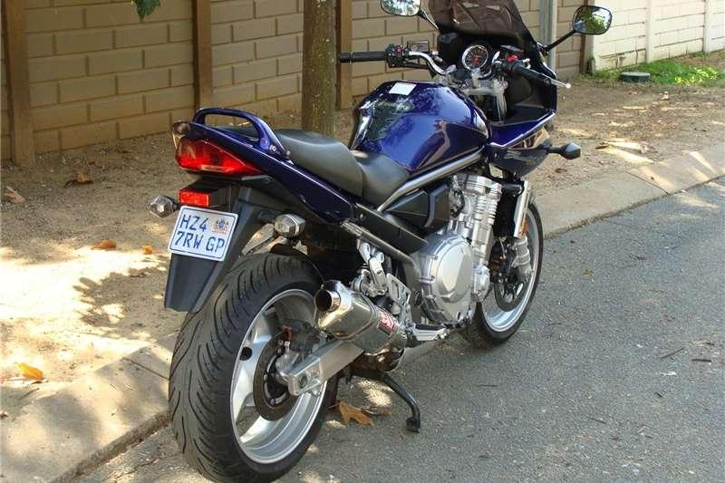 Suzuki Bandit 2009