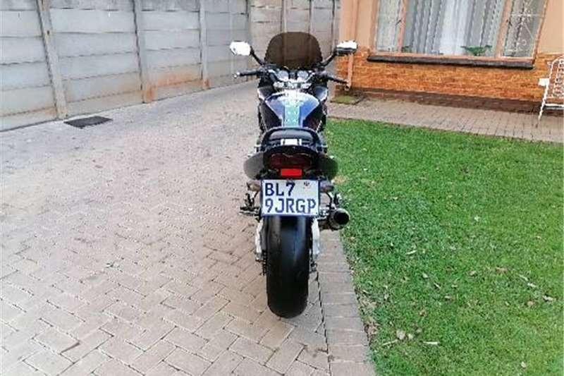 Used 2002 Suzuki Bandit
